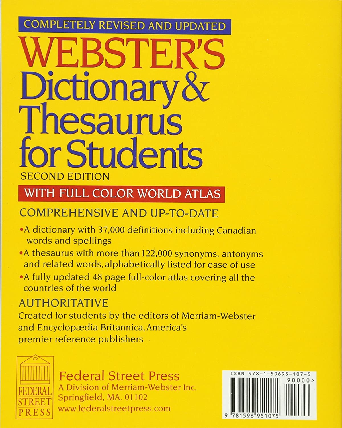difference between dictionary and thesaurus