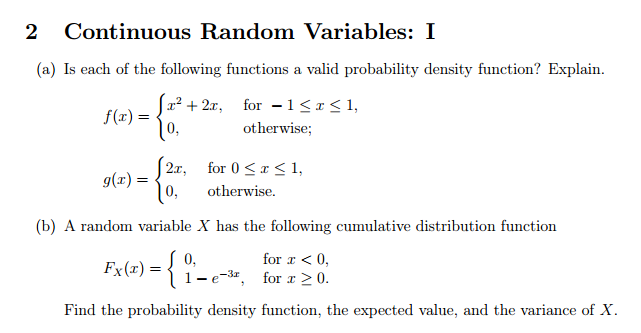 continuous probability distribution examples and solutions pdf