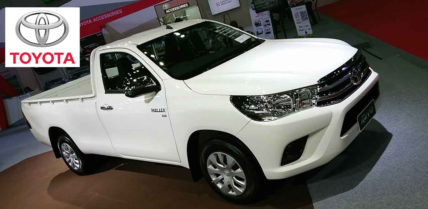 toyota hilux 2016 2.4l diesel manual gross weight
