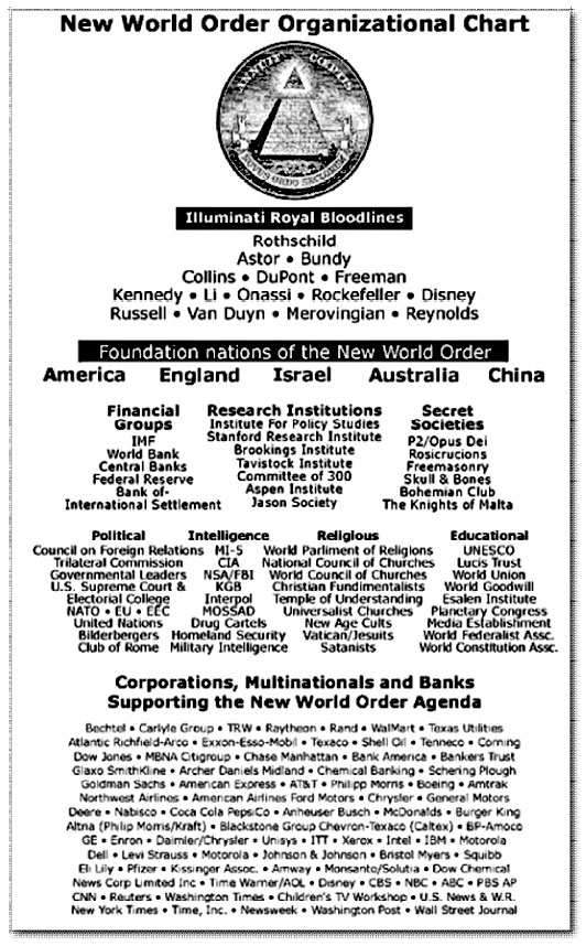 corporatism the secret government of the new world order pdf